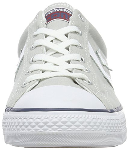 Converse, Star Player Adulte Core Canvas Ox, Sneaker, Unisex - adulto Grigio (Grau)
