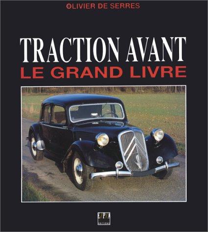 TRACTION AVANT. Le grand livre