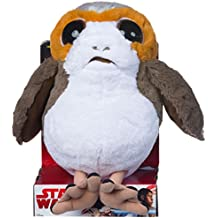 Star Wars 23946 episodio 8 porg peluche, 25,4 cm)