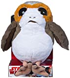 Star Wars Episode 8 Porg Soft Toy, 10""