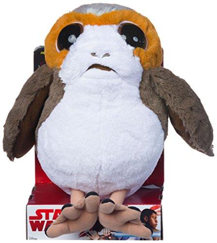 Star Wars 23946Episode 8PORG Plüsch Spielzeug, 25,4cm (Star Wars Sammlerstück Spielzeug)
