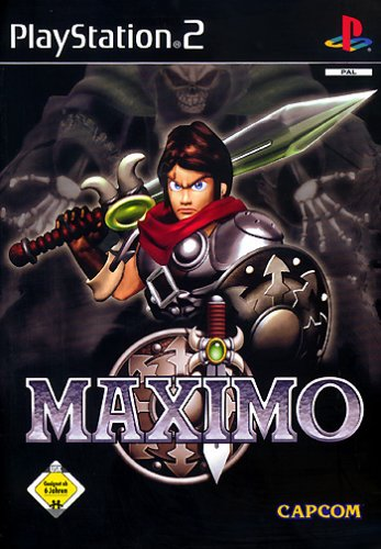 Maximo - Ghosts to Glory (Playstation 2-maximo)