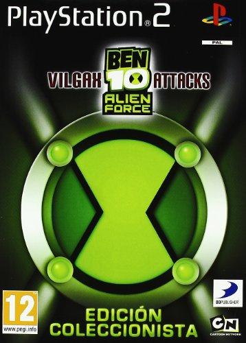BEN 10 ALIEN FORCE: VILGAX ATTACKS COLLECTOR PS2 (Ben 10 Alien Force Ps2)