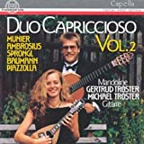 Vol. 2-Works for Mandolin & Guitar by Piazzolla, Munier, Sprong (1992-02-01)