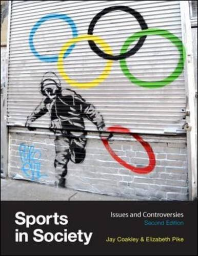 Sports in Society (UK Higher Education Science & Technology Sports Science)