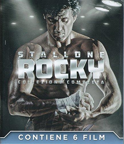 ROCKY - La Saga Completa (6 Blu-ray)