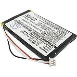 Cameronsino - CS-UPA600BL Batterie de Rechange pour Tomtom - Go Live, Go 530 720, 730, Go 730T 930T, Go 930, Go 630 630T, Go (Produit Import)