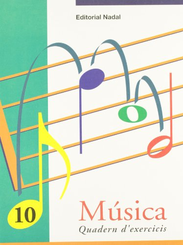 Ep - Musica Exercicis 10 (C. S.) (Musica Exercicis E.P.) por Marta Figuls Altes