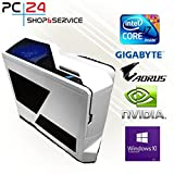 Farcry 5 Bundle - PC24 NZXT GAMER PC | INTEL i7-8700K @6x4,50GHz | 500GB Samsung M.2 960 | nVidia GF...