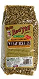 Best Bob's Red Mill Grain Mills - Bob's Red Mill Wheat Hard Red Spring Wheat Review