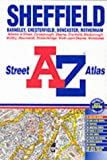 A-Z Sheffield Colour Atlas (Street Atlas)