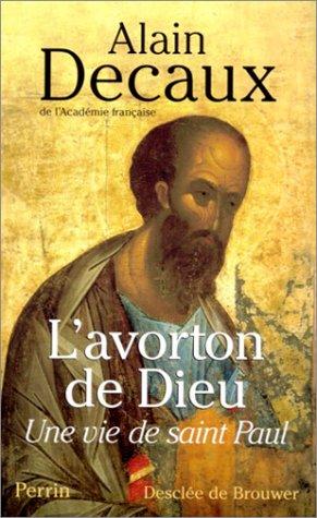 """<a href=""""/node/10638"""">Avorton de Dieu (L')</a>"""