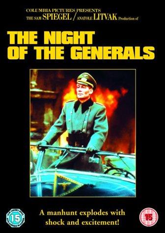 Bild von The Night of The Generals [UK Import]