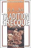 Tradition grecque. Volume 1