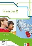 Green Line / Ausgabe Baden-Württemberg ab 2016: Green Line / Workbook mit Audio-CDs 6. Klasse: Ausgabe Baden-Württemberg ab 2016