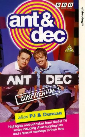 Preisvergleich Produktbild Ant & Dec-Confidential [VHS]