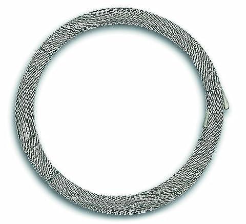 Chapuis QL310 Câble levage acier galvanise 120 kg D 3