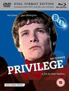 Privilege (BFI Flipside) (DVD + Blu-ray)