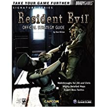Resident Evil (Nintendo GameCube) (Bradygames Official Strategy Guide)