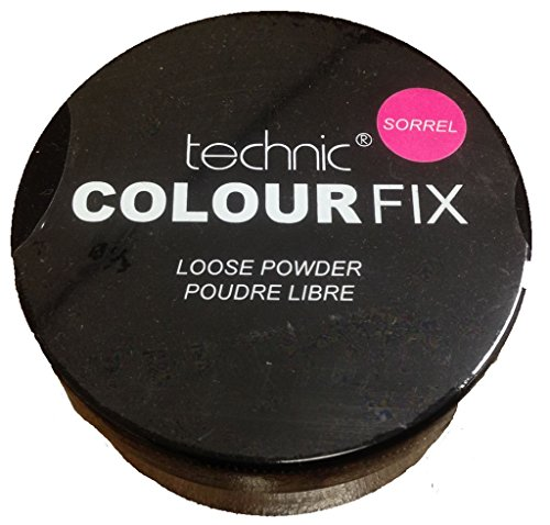 Technic Colour Fix Sorrel Loose Powder 20 G
