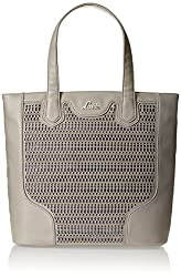 Lavie Women's Handbag (Grey)