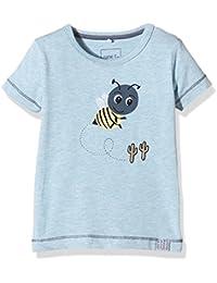 NAME IT Baby-Jungen T-Shirt Nitisak Nb So Ss Top 216