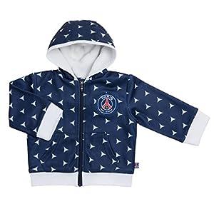 PARIS SAINT-GERMAIN Sweat zippé PSG bébé - Collection Officielle 6