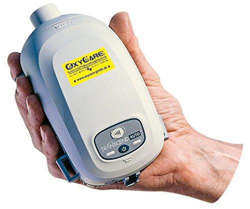 Transcend APAP (auto CPAP) Starter Paket inkl. Tasche und Schlauchsystem