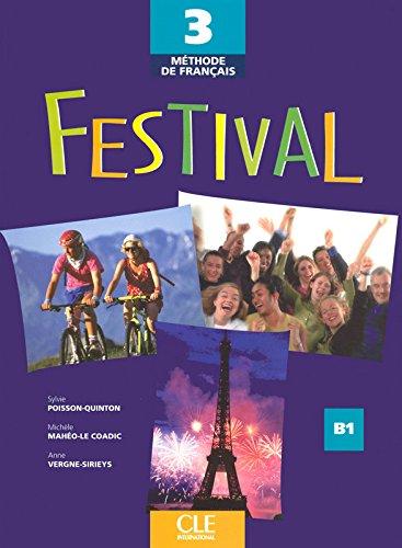Festival 3 - Livre de l'élève