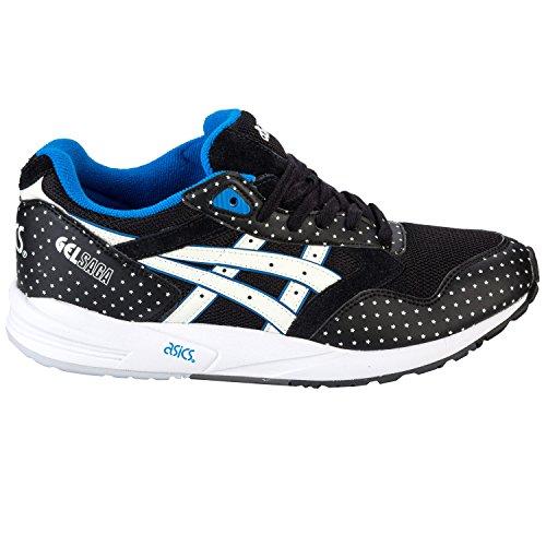 51QWbN0VafL. SS500  - ASICS Unisex Adults' Gel Saga Low-Top Sneakers