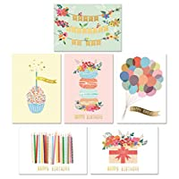 Birthday and Thank You Cards