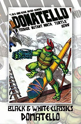 Teenage Mutant Ninja Turtles: Black & White Classics ...
