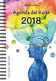 2018 Agenda del  Reiki (Tapa blanda)