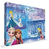 Disney - Frozen Posters with Sequin & Shimmer