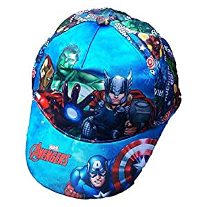 Multicolor 001 3 Cerd/á Gorra Spiderman Cappellopello, Bambino Taglia Produttore: Medium