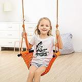 Kinder 'Seil Swing Net Swing Innen und Außenbereich Plattform Aufhängen Tree Swing für Hof oder Spielplatz