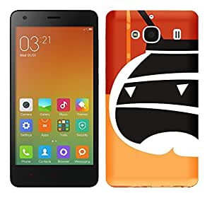 TrilMil Printed Designer Mobile Case Back Cover For XIAOMI MI REDMI 2 / REDMI 2 PRIME