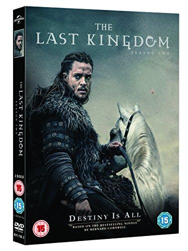 Last Kingdom: Season 2 (3 DVD) [Edizione: Regno Unito] [Import Italien]