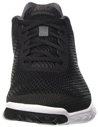 Nike Flex Experience Rn 6, Scarpe Running Uomo Nero (Black/Black/Dark Grey)