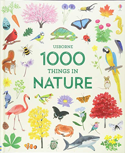 1000 Things In Nature (1000 Pictures)
