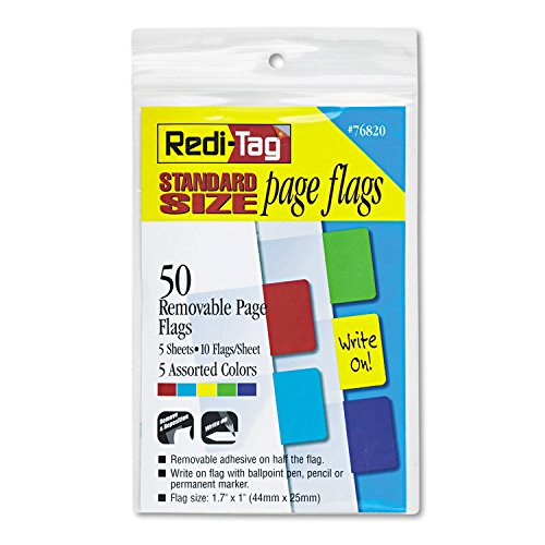 removable-page-flags-red-blue-green-yellow-purple-10-color-50-pack