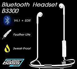 Gadget Heros Sports Wireless Bluetooth Headset.