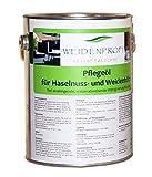 Pflegeöl WEIDENPROFI Holzpflegeöl Weidenöl Weidenpflegeöl 2500 ml