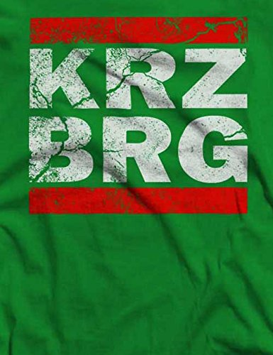 Kreuzberg Vintage T-Shirt S-XXL 12 Farben / Colours Grün