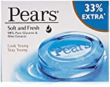 #7: Pears Soft and Fresh Soap Bar, 75g (with 33% Extra)