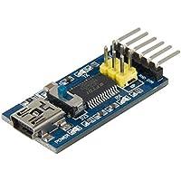 DaoRier Arduin o FTDI Descargador de programa básico USB a TTL FT232