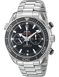 Omega Seamaster Planet Ocean - Reloj (Reloj de pulsera, Masculino, Acero inoxidable, Acero inoxidable, Acero inoxidable, Acero inoxidable)
