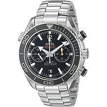 Omega Seamaster Planet Ocean - Reloj (Reloj de Pulsera, Masculino, Acero Inoxidable,