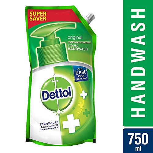 Dettol Liquid Hand wash, Original - 750 ml