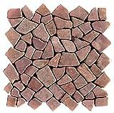 M-002 Marmor Mosaik Bruchstein Fliesen Lager Verkauf Herne NRW Naturstein Badezimmer Wand Boden Dekoration